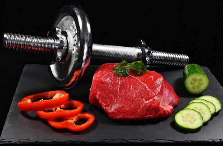 Co jíst před cvičením?